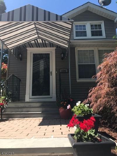 Wayne Twp. Single Family Home For Sale: 234 Pompton Rd