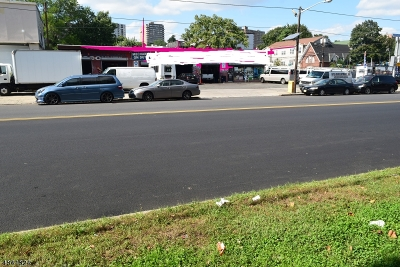 Newark City NJ Commercial For Sale: $495,000