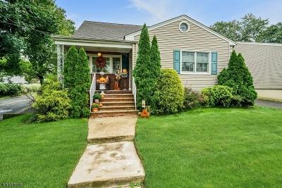 Kenilworth Boro Single Family Home For Sale: 231 N 16th Street