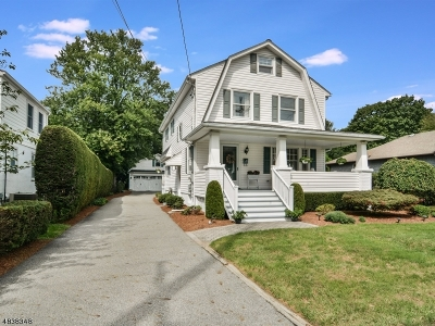 Glen Rock Boro Single Family Home For Sale: 343 Harristown Rd