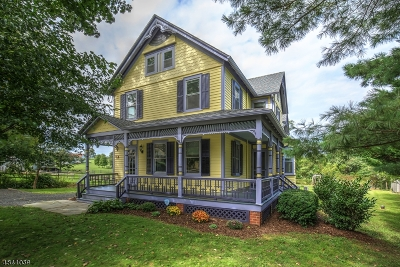 Tewksbury Twp. Single Family Home For Sale: 10 King St