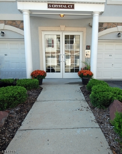 Woodland Park Condo/Townhouse For Sale: 5 Crystal Ct C2