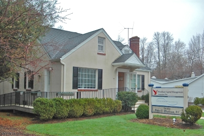 Mendham Boro NJ Commercial Lease For Lease: $895