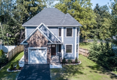West Caldwell Twp. Single Family Home For Sale: 47 Annin Rd