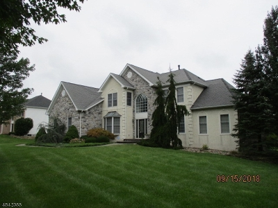 Union Twp. Single Family Home For Sale: 3 Stevens Ln