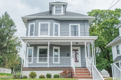 Bound Brook Boro Single Family Home For Sale: 507 E Union Ave