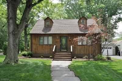 Cranford Twp. Rental For Rent: 718 Orange Ave