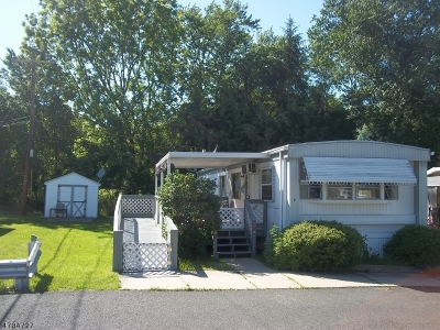 Branchburg Twp. Single Family Home For Sale: 1114 State Route 28 #9
