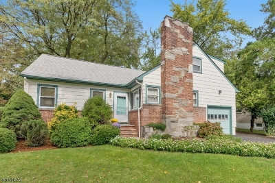 Clark Twp. Single Family Home For Sale: 112 Meadow Rd