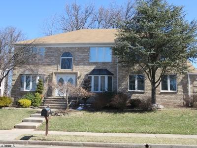 Edison Twp. Single Family Home For Sale: 23 Vallata Pl