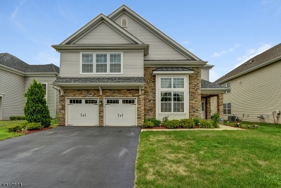Piscataway Twp. Single Family Home For Sale: 15 Amaryllis Ln