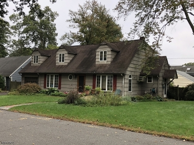 Wyckoff Twp. Single Family Home For Sale: 90 Harding Rd