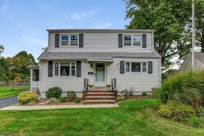 Madison Boro Single Family Home For Sale: 77 Wayne Blvd