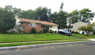 Old Bridge Twp. Single Family Home For Sale: 17 Pensacola St