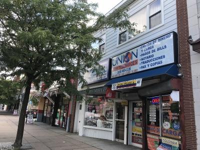 Elizabeth City Commercial For Sale: 149 Elmora Ave