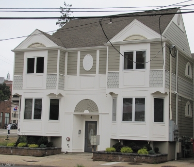 Morristown Town Single Family Home Sold: 4 Macculloch Ave Unit 7 #7