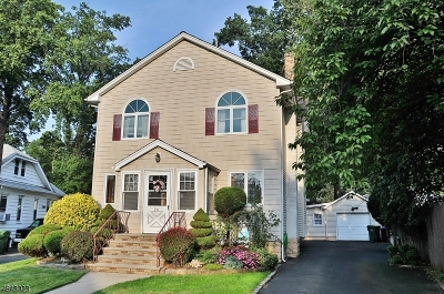Linden City Single Family Home For Sale: 24 Pallant Ave