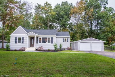 Hanover Twp. Single Family Home For Sale: 64 Pleasant Ave