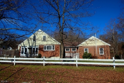 Long Hill Twp Single Family Home For Sale: 176 Delaware Ave