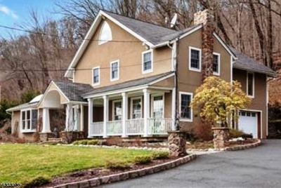 Single Family Home For Sale: 80 Two Bridges Rd