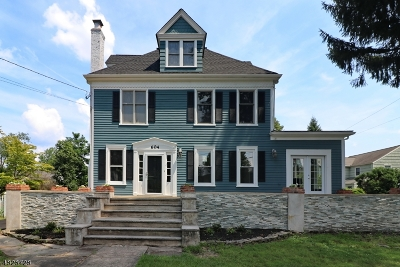 Cranford Twp. Rental For Rent: 604 Willow St