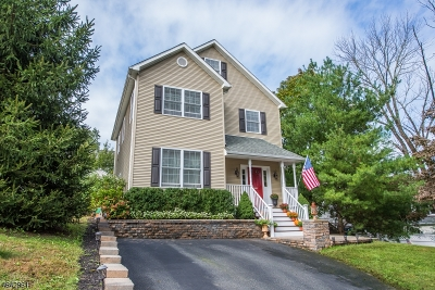 Bernardsville Boro Single Family Home For Sale: 1 Garibaldi St
