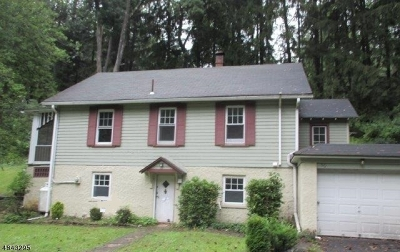 Lebanon Twp. Single Family Home For Sale: 50 Hollow Rd