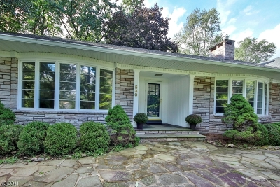 Wyckoff Twp. Single Family Home For Sale: 539 Hartung Dr