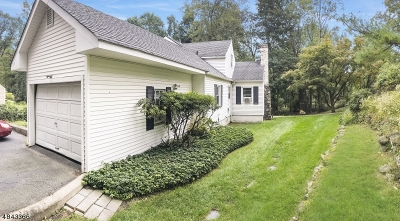 Sparta Twp. Single Family Home For Sale: 102 Indian Trl