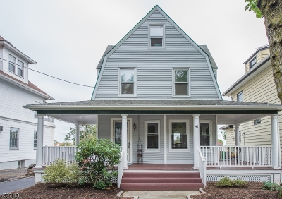 Bloomfield Twp. Single Family Home For Sale: 45 Willard Ave
