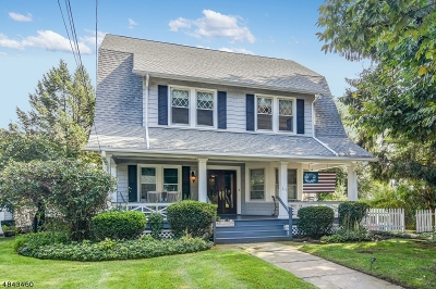 Bloomfield Twp. Multi Family Home For Sale: 217 Ashland Ave