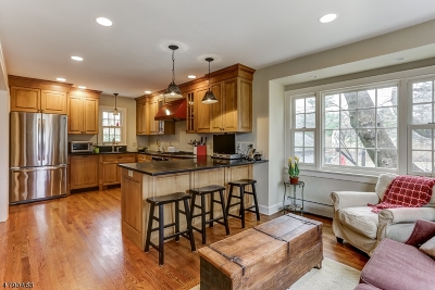 Mendham Boro Single Family Home For Sale: 9 Mountain Ave
