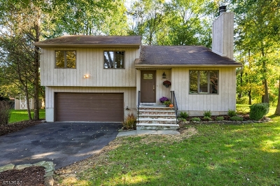 Sparta Twp. Single Family Home For Sale: 15 Cedar Crest Dr