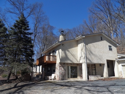 Bridgewater Twp. Rental For Rent: 138 Mountainside Ln Rear