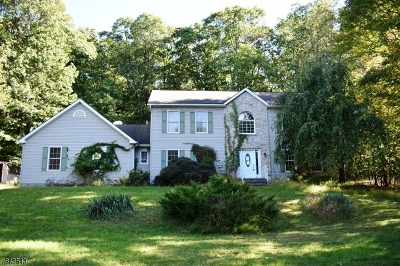Mount Olive Twp. Single Family Home For Sale: 5 Sanford Rd