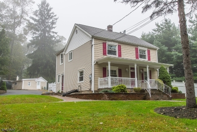 Randolph Twp. Single Family Home For Sale: 47 South Rd