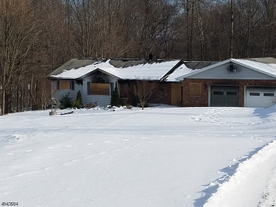 Mount Olive Twp. Single Family Home For Sale: 24 Camp Pulaski Rd