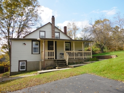 Sparta Twp. Single Family Home For Sale: 260 Sawmill Rd