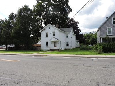 Ogdensburg Boro Multi Family Home For Sale: 54 Main St