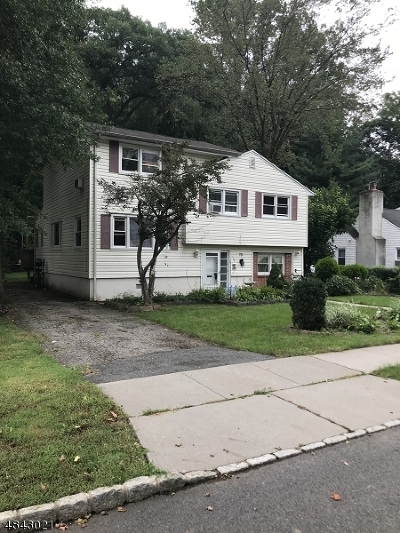 Morristown Town Single Family Home For Sale: 73 Wetmore Ave