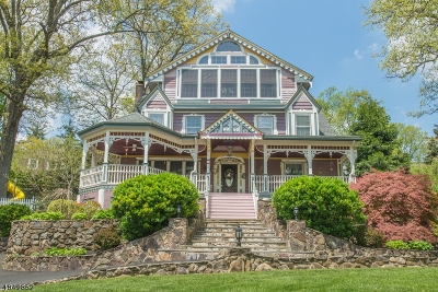 Boonton Town Single Family Home For Sale: 405 Morris Ave