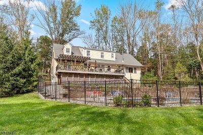 Peapack Gladstone Boro Single Family Home For Sale: 7 Ridge Rd