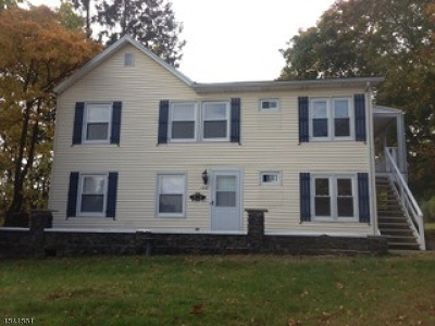 Randolph Twp. Rental For Rent: 1430 Sussex Tpke, Unit 3
