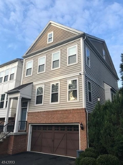Morristown Town Rental For Rent: 12 Macculloch Ave Unit 4 #4