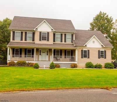 Hillsborough Twp. NJ Single Family Home For Sale: $589,000