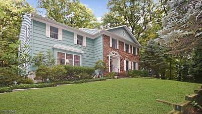Scotch Plains Twp. Single Family Home For Sale: 109 Glenside Ave