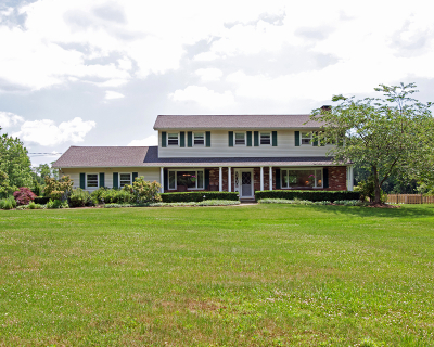Chester Twp. NJ Single Family Home For Sale: $595,000