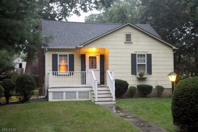 Wyckoff Twp. Single Family Home For Sale: 352 Amherst St