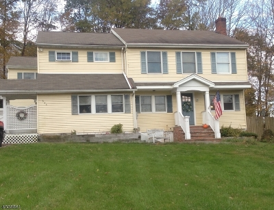 Sparta Twp. Single Family Home For Sale: 633 Glen Rd