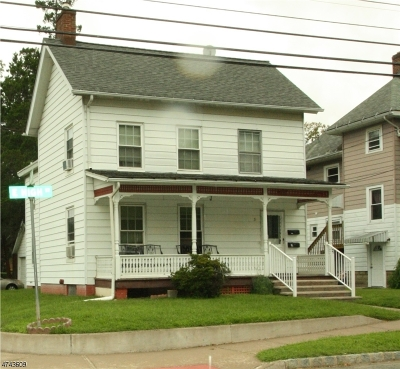 Bound Brook Boro Multi Family Home For Sale: 3 E High St